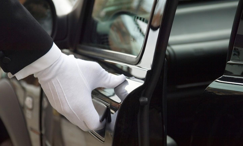 Asmeninio vairuotojo nuomos paslaugos.