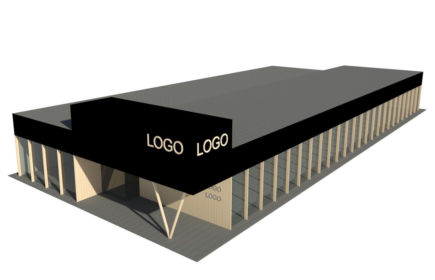 Prekybos, komercinių pastatų projektavimas