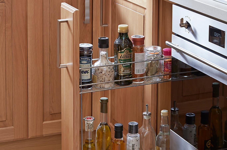 Patogūs sprendimai nedidelėje virtuvėje