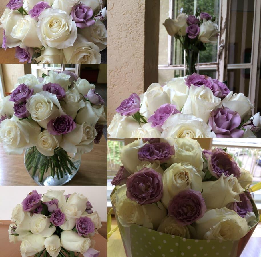 Rožių dekoras