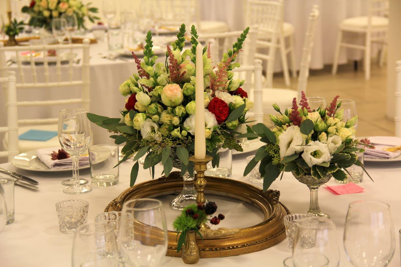 Stalų dekoras