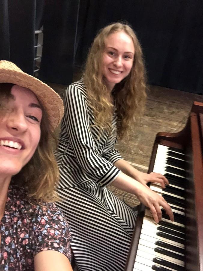 Muzikinis duetas Jūsų šventei!