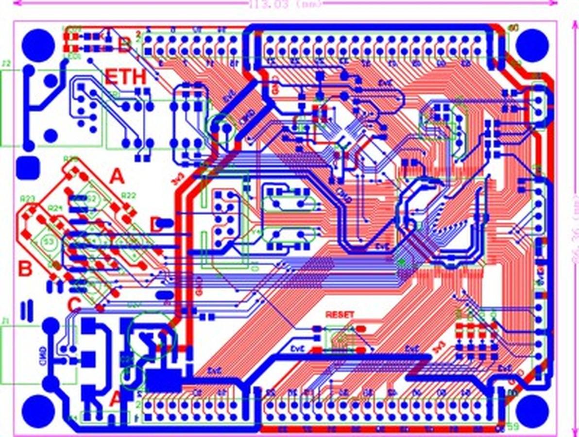 Spausdintinių plokščių projektavimas ir gamyba, schemų kūrimas ir tobulinimas, elektronikos gaminių modernizavimas.