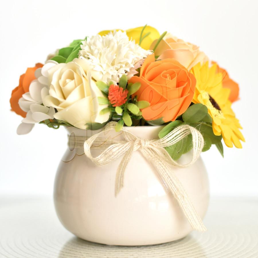 Kvepiančios muilo gėlės - www.vaikera.lt