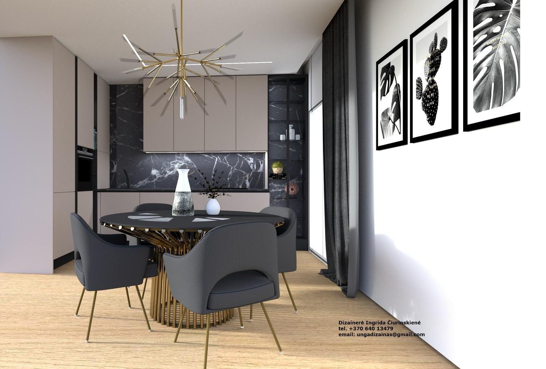 Realistinės 3D vizualizacijos, padedančios dar geriau įsivaizduoti savo būsimus namus.