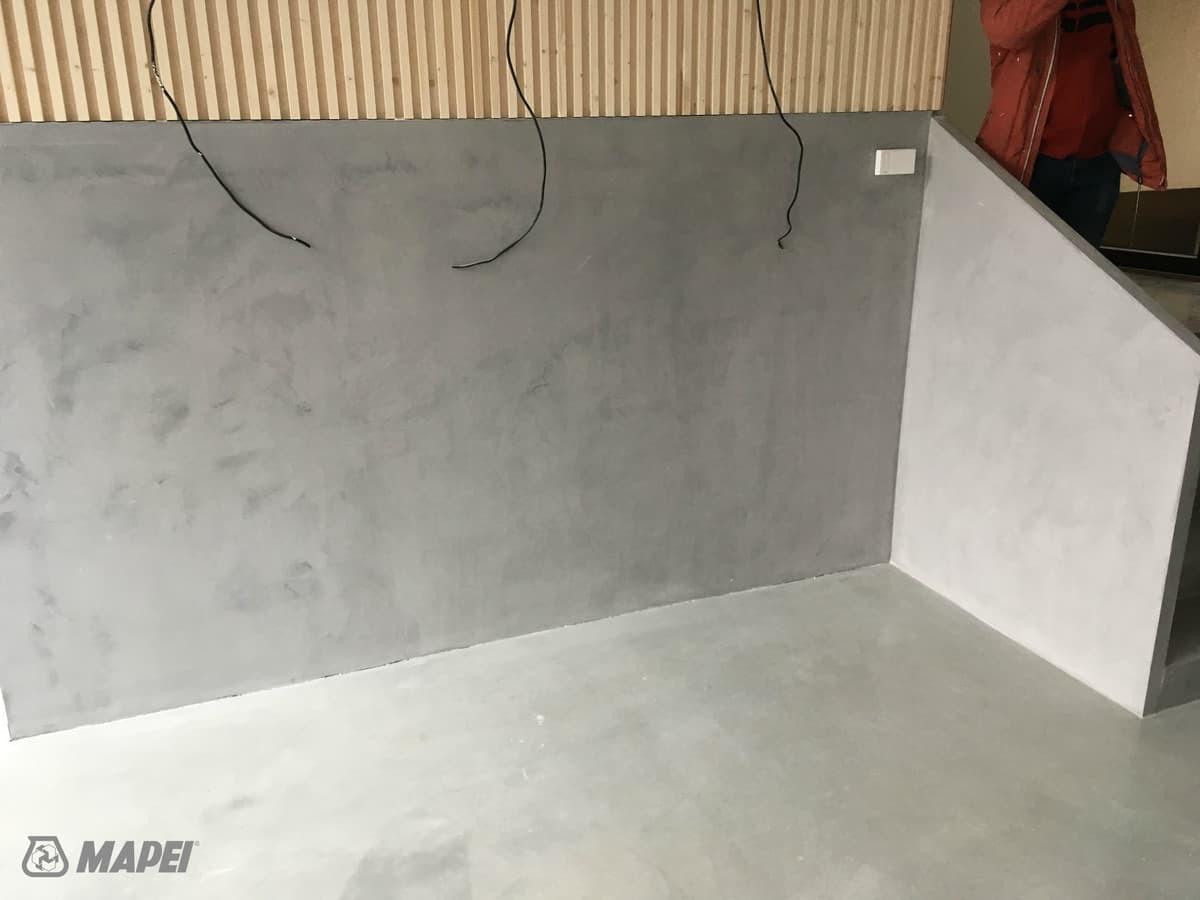 ULTRATOP LOFT cementine dekoratyvine grindu/sienu danga. Biurai Vilniuje. http://www.velvemst.lt/uploads/Brochure_Ultratop_Loft_LT_web.pdf