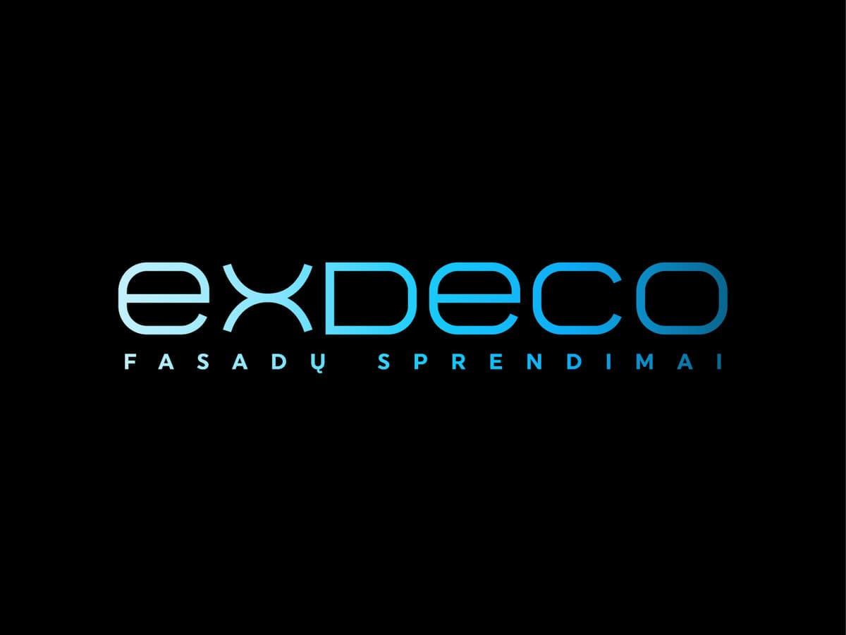 EXDECO   |   Logotipų kūrimas - www.glogo.eu - logo creation.