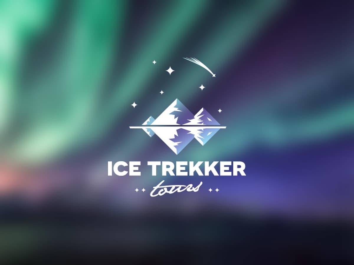 Ice trekker tour - asmeninio gido Islandijoje logotipas   |   Logotipų kūrimas - www.glogo.eu - logo creation.
