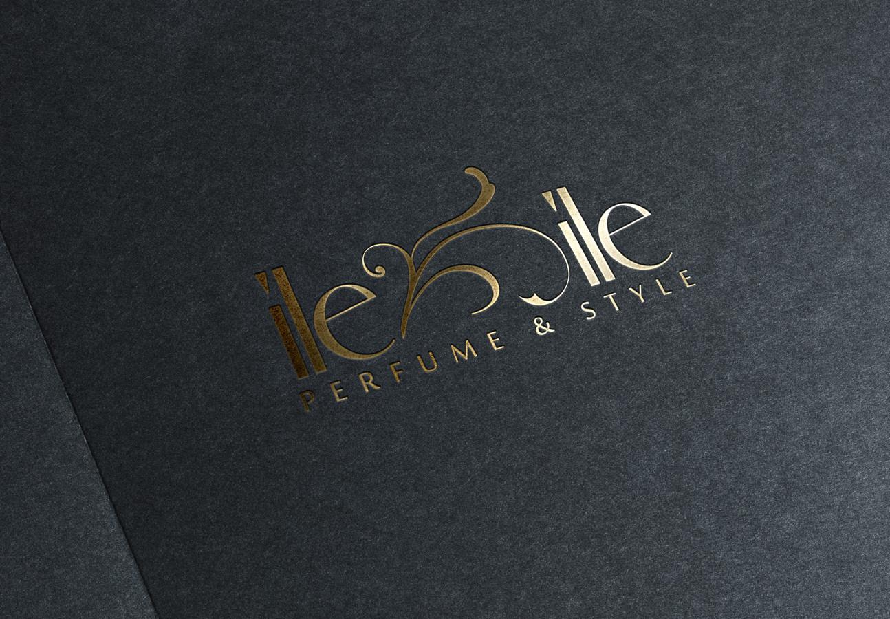 ILEILE Logo Design www.ileile.lt 2016