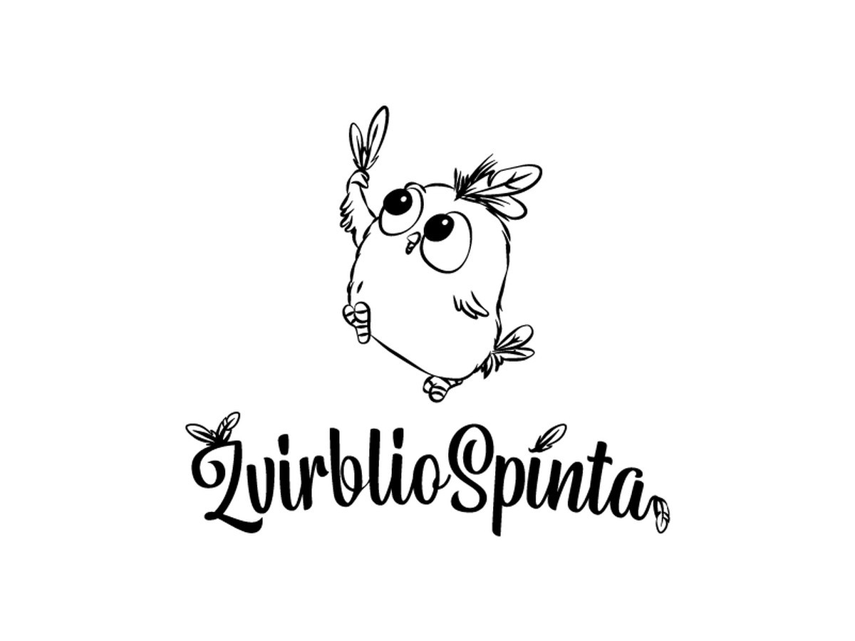 Žvirblio spinta   |   Logotipų kūrimas - www.glogo.eu - logo creation.