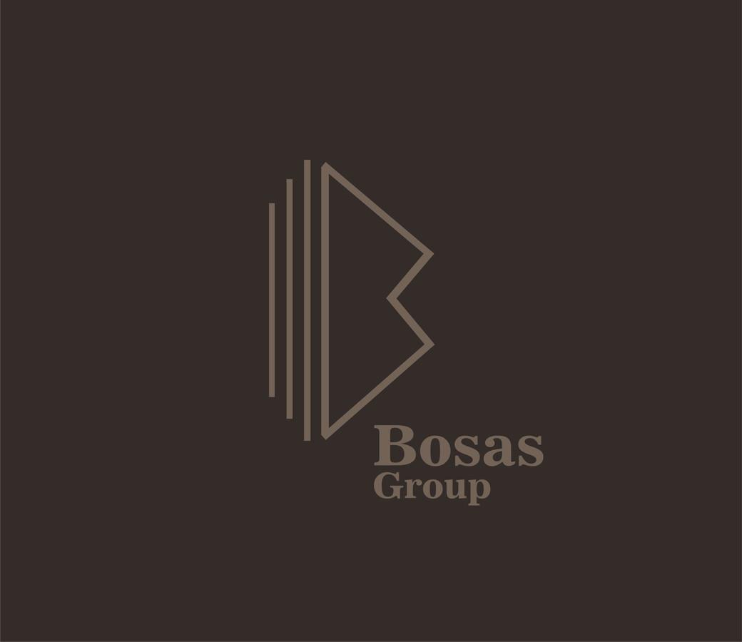 """Bosas Group"" logotipas"