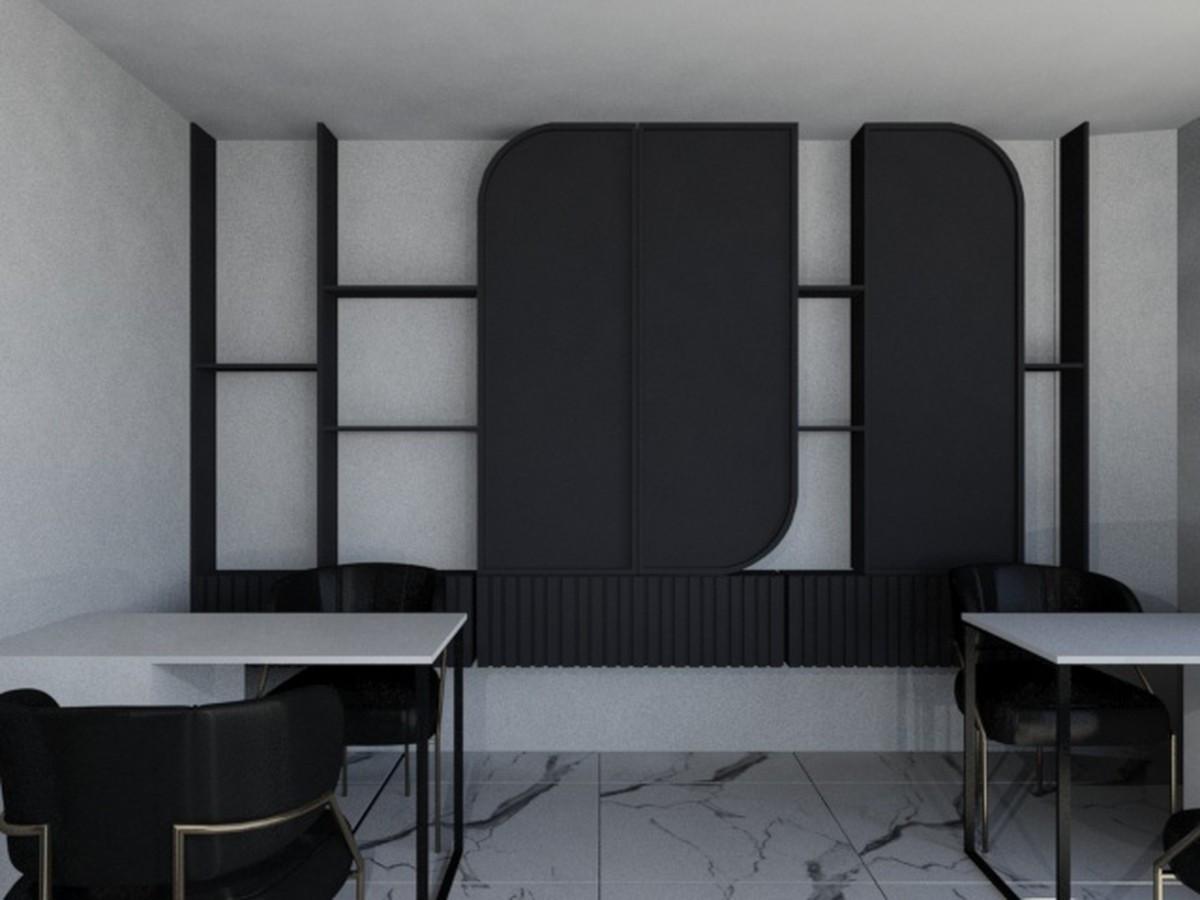 Patvirtinti baldų projektai