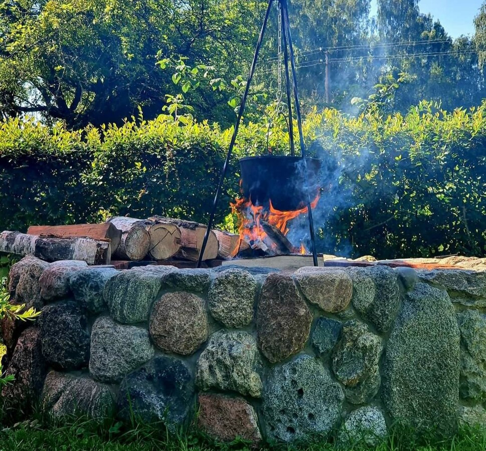 Lauko riedulio ugniakuras