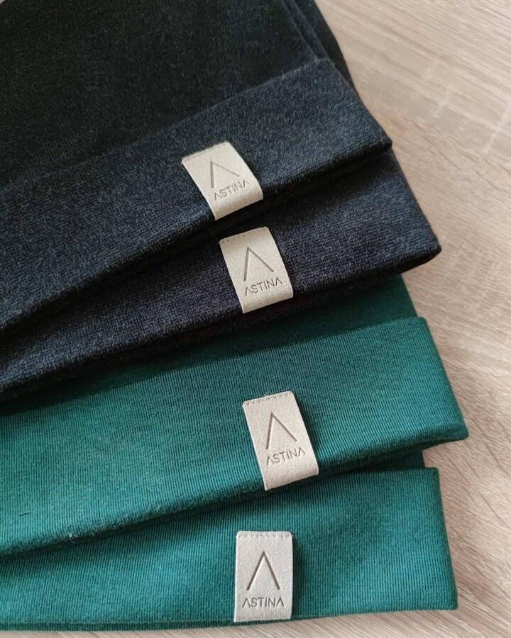 Logotipas - ASTINA, drabužių modeliavimas ir siuvimas
