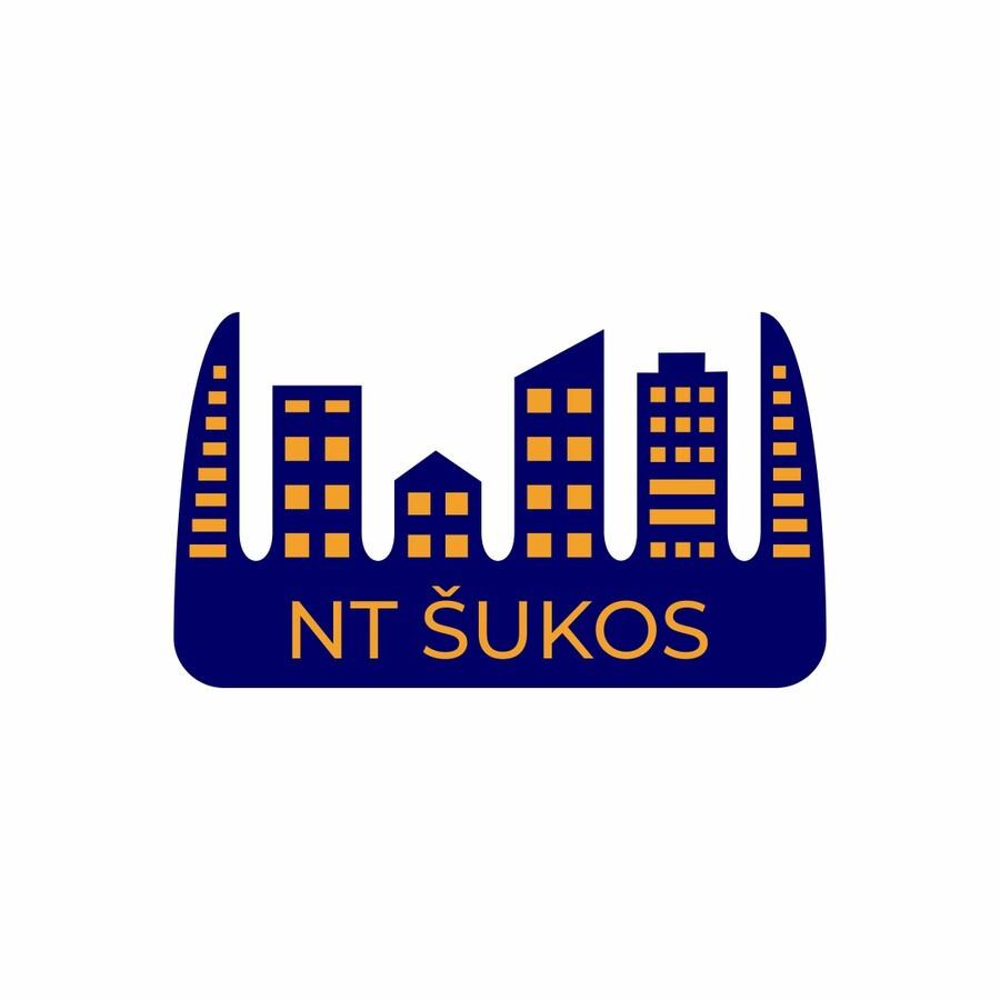 Logotipas Nepriklausomai Nekilnojamojo turto brokerei www.ntsukos.lt
