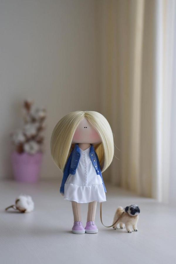 Personalizuota lėlė pagal nuotrauką