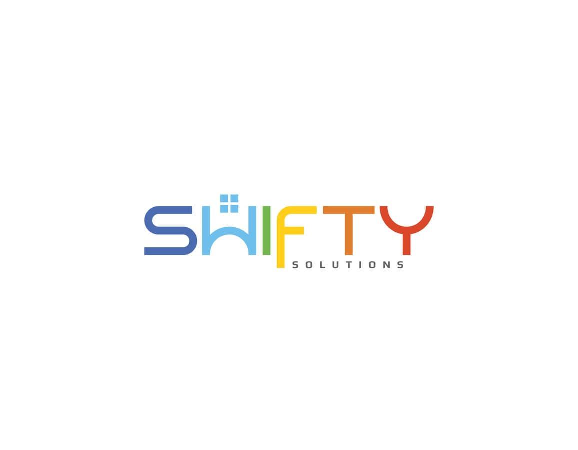 SWIFTY - solutions.   |   Logotipų kūrimas - www.glogo.eu - logo creation.