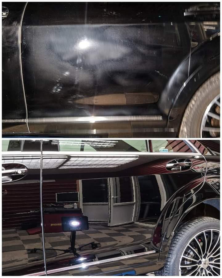 Profesionalus automobilių poliravimas