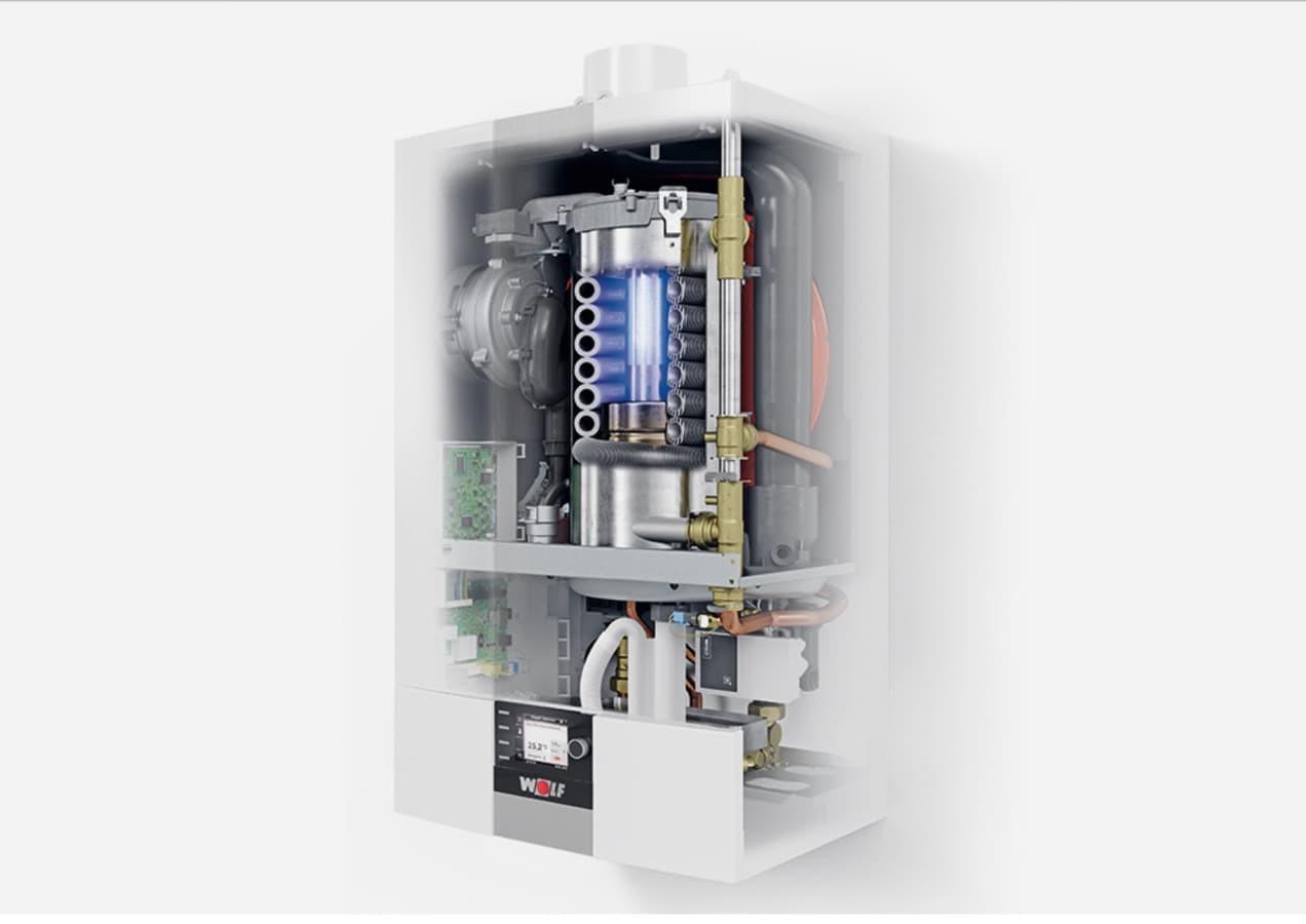 dujinio katilo prijungimas prie šildymo sistemos 250€