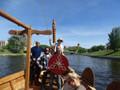 BalticVikings Vikingų laivas