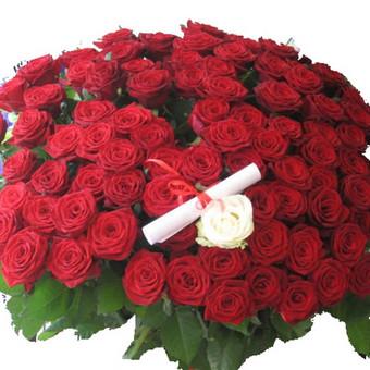 Florisima, gėlių salonas / Viktoras & Co (Florisima) / Darbų pavyzdys ID 370