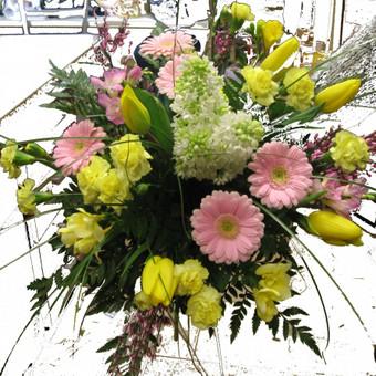 Florisima, gėlių salonas / Viktoras & Co (Florisima) / Darbų pavyzdys ID 372