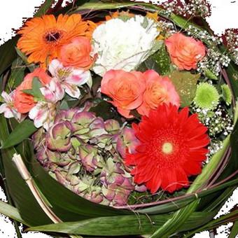 Florisima, gėlių salonas / Viktoras & Co (Florisima) / Darbų pavyzdys ID 373