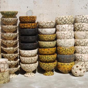 Keramikas Vismantas Anglickas / Vismantas / Darbų pavyzdys ID 488