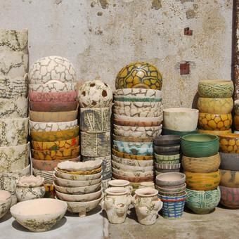Keramikas Vismantas Anglickas / Vismantas / Darbų pavyzdys ID 489