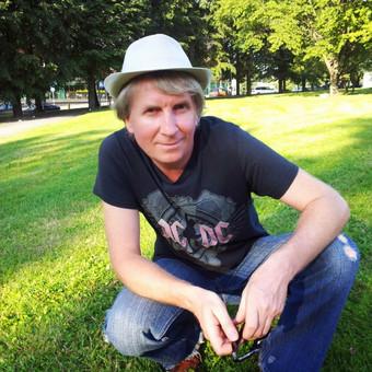 Gitaros mokytojas / Borisas Iskakovas / Darbų pavyzdys ID 500