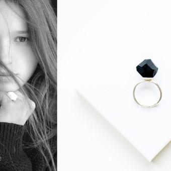 MUNE Design / Black label žiedai.  www.mune.lt