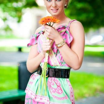 Modelis: Camila    Make-up :Jelena Voitkevič   Šukuosena: Tatjana Pavliukovič    Salonas *Fiola+*