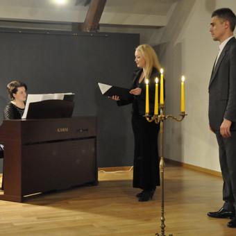 Muzikantas, dainininkas, grupė / Vitalijus Muravjovas / Darbų pavyzdys ID 1531