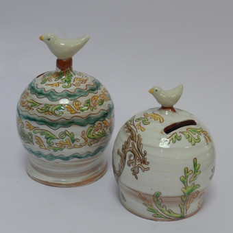 Keramikas / Eglė Barkevičiūtė-Skrickė / Darbų pavyzdys ID 2010