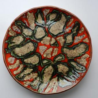 Keramikas / Eglė Barkevičiūtė-Skrickė / Darbų pavyzdys ID 2015