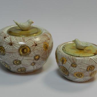 Keramikas / Eglė Barkevičiūtė-Skrickė / Darbų pavyzdys ID 2014