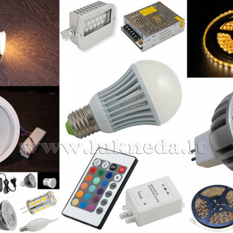 LED produkcija