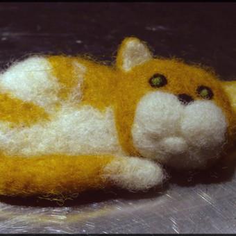 Katinukas. Sagė. 6 cm