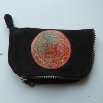 Dailiųjų tekstilės ir odos dirbinių gamyba / Dovilė / Darbų pavyzdys ID 2875