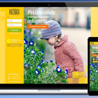www.priziurek.lt Kapų priežiūros sistema.