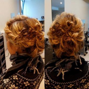 Plaukai, blakstienos, antakiai / Aldona Česevičienė / Darbų pavyzdys ID 3219