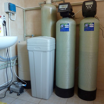 Filtai komplektuojami pagal vandens kokybę, poreikius ir galimybes.