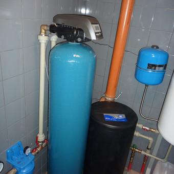 Vandens filtrai / Kazys Pazdrazdys / Darbų pavyzdys ID 3548