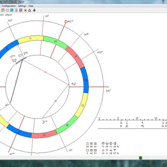 Astrologijos mokykla online / Rima Gustytė / Darbų pavyzdys ID 3975