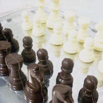 Šokoladinės figūros