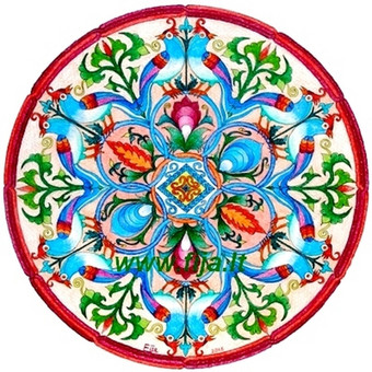 Mandala. 25x25, sp. pieštukai, 2013. Asmeninė, skirta konkrečiam asmeniui. Jei susidomėjote, galite užsisakyti sau ar kitam žmogui dovaną.