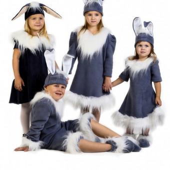 Karnavaliniai kostiumai vaikams. www.rggdizainas.lt