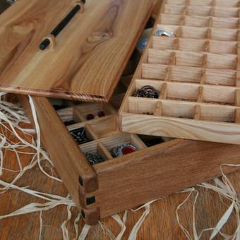 Medžio baldų gamyba / Marius / Darbų pavyzdys ID 7031
