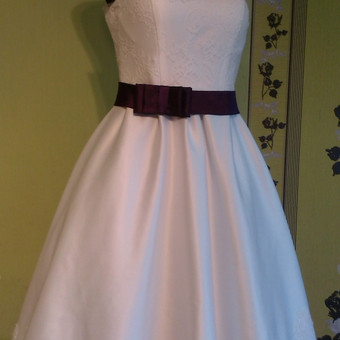 Vestuvinių suknelių siuvimas bei kitų dr / Valentina / Darbų pavyzdys ID 7054