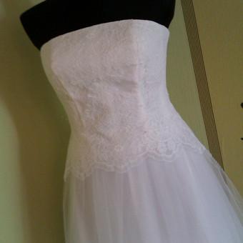 Vestuvinių suknelių siuvimas bei kitų dr / Valentina / Darbų pavyzdys ID 7055